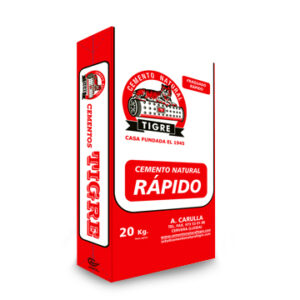 tigre rapid natural prompt cement