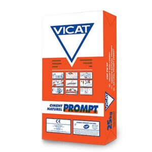 Vicat Prompt Natural Cement is sold at Preservation Works Ltd. in Easton, PA; We specialize in historic masonry restoration!