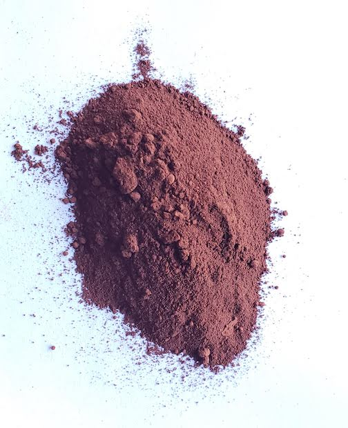 Great brick red pigment for brick repair and pointing, repointing or tuckpointing